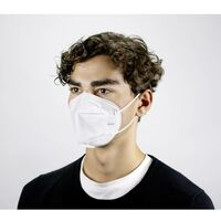 Masque de protection respiratoire (CPA) 10 pc(s) KN95 testé par certified authorities in Germany