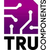 Passe-fils TRU COMPONENTS WP50BK 452610-GY pour plan de travail ABS gris 1 pc(s)