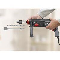 SKIL 1763 SDS-Plus-Marteau perforateur 1010 W + mallette