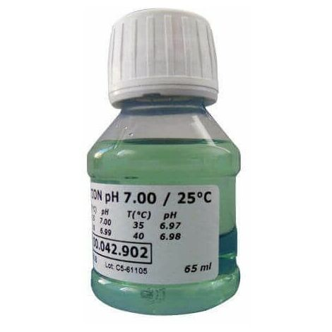 Solution Tampon d'étalonnage pH7