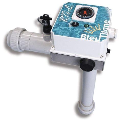 Réchauffeur électrique pour piscine RTi-C pour piscine de 30 à 80 m3 - CCEI | 9kW - Jusqu'à 80 m³