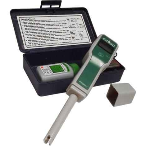Testeur électronique de pH pour piscine