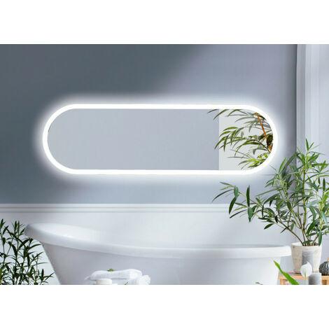Espejo de 150X45cm con led Calas Manillons Torrent