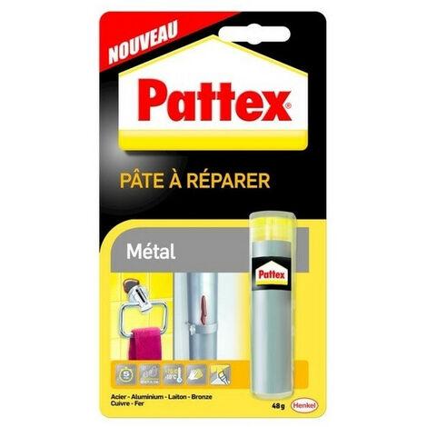 Pâte à réparer 48g métal PATTEX