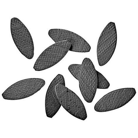 1000 Cheville plates type Lamello en bois BOSCH