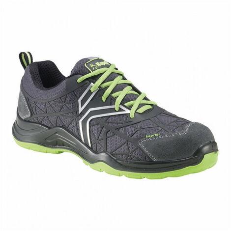 Chaussures de sécurité basses Spider S1-P, SRC vert KAPRIOL (43) - Pointure : 43