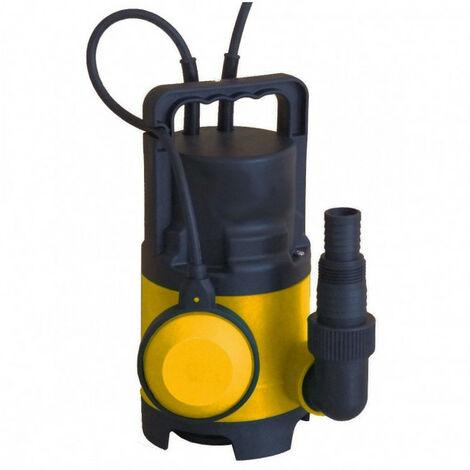 Pompe d'évacuation eaux chargées 400W - 8000l/h