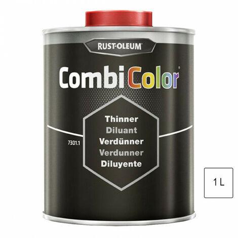 Diluant peinture CombiColor 1L RUST-OLEUM