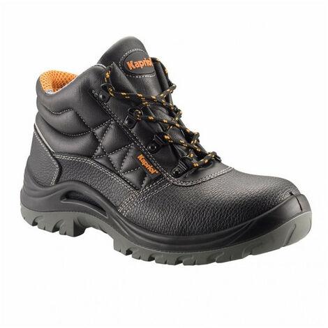Chaussures de sécurité hautes HORNET noir KAPRIOL - Pointure: 45