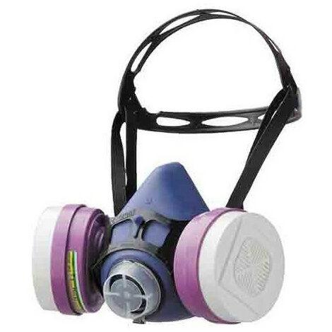 Demi-masque Valuair réutilisable pour filtres Twin