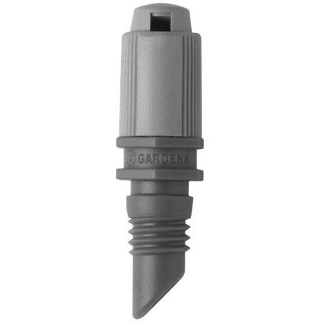 5 micro-asperseurs d'extrémité de plate-bande 1372-29 GARDENA