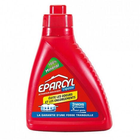 Activateur biologique liquide fosse septique EPARCYL