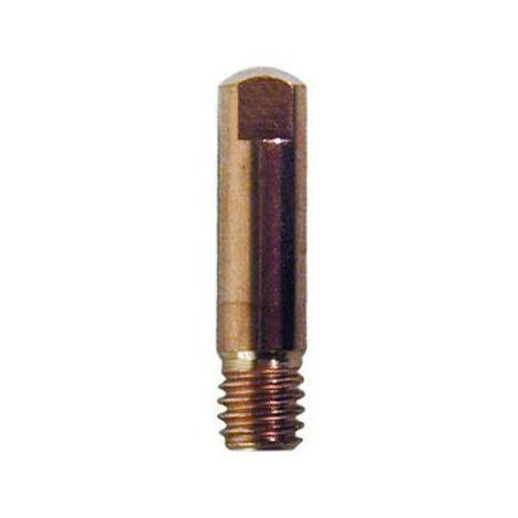 Tube contact pour torches (150-250a - 0,6) - Intensité torche : 150-250A - Ø mm : 0,6