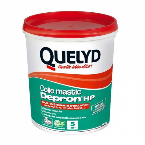 Colle haute performance pour isolants thermiques Depron 1kg QUELYD