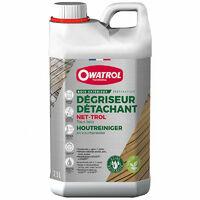 Décapant gélifié à l'eau Dilunett OWATROL - Contenance: 0.5 L