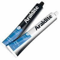 Colle 'standard' 2x100ml en tube ARALDITE - Quantité: 3 lots de 2 tubes de 100 ml