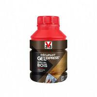Décapant Gel Express spécial Bois V33 - Cond.: 0.5L