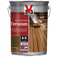 Saturateur Terrasses 5L (teinte au choix) V33 - Ton: Naturel
