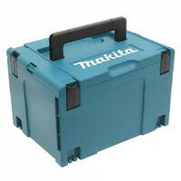 Pack Makita 18V 3Ah: Perceuse à percussion 62Nm DHP482 + Visseuse à chocs 160Nm DTD146 + 2 batteries + coffret MAKPAC