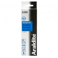 Colle 'standard' 2x100ml en tube ARALDITE - Quantité: 1 lot de 2 tubes de 100 ml