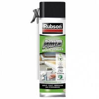 Mousse expansive Power RUBSON - Cond.: Aérosol pistolable de 500ml