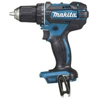Pack Makita Premium 18V 5Ah: Perceuse 62Nm DDF482 + Meuleuse 125mm DGA504 + Perforateur 2J DHR202 + 2 batteries + sac MAK3220RTX MAKITA