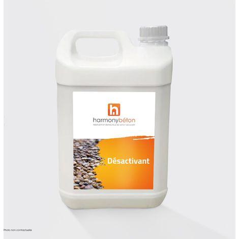 Désactivant - 5 L - Harmony Béton 0/2 mm