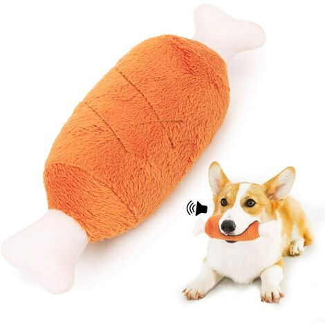 Puppy Chew Toys, Indestructible Dog Plush, Durable Dog Toy for Puppies and Small Dogs, Plush Dog Toy