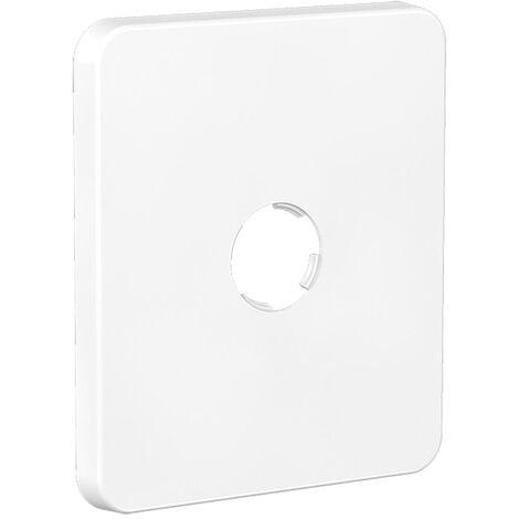 Cache de finition ROBIFIX + Mono ABS Blanc