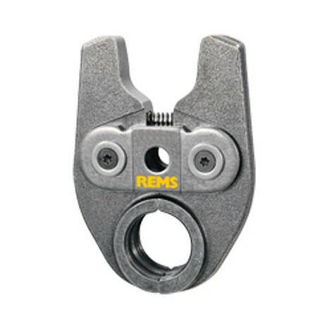 Pince à sertir Mini (Mâchoire) profil H Ø20 pour sertisseuse REMS Mini-Press