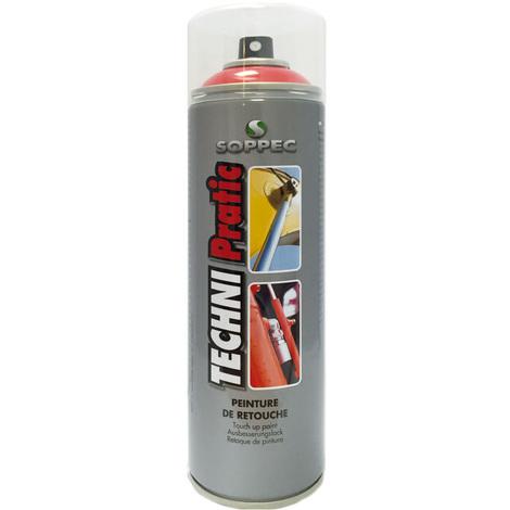 Bombe peinture de retouche - RAL9005 noir foncé mat