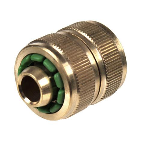 Raccord manchon réparateur pour tuyau d'arrosage Ø19mm