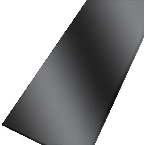 Grille crystal noir pour caniveau KSICAN80