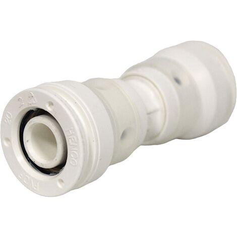 Raccord multicouche push-fit Vision manchon égal Ø20x2,0