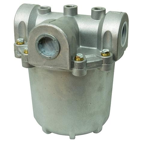 "Filtre gaz - cartouche 5 microns - max 10bar - femelle G1"""