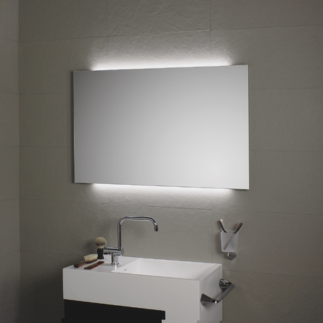 Miroir avec rétro-éclairage à LED Ambiente 180x60H - Koh-I-Noor L45969