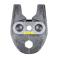 Pince à sertir Mini (Mâchoire) profil G Ø16 pour sertisseuse REMS Mini-Press