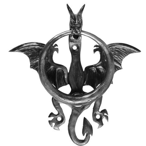 Heurtoir style dragon