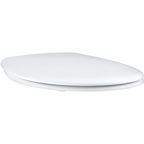 Grohe Bau Ceramic toilet seat, white (39493000)