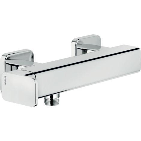 Connexions standard pour mitigeur de douche externe Nobili Loop LP90130CR   Chromé