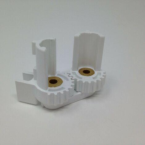 Charnière cabine douche Novellini Lunes S R02LUSO1-A   blanc