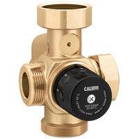 """Caleffi 1//2/"""" réglable thermostatique vanne de mélange 30-48 ° c 520430"""