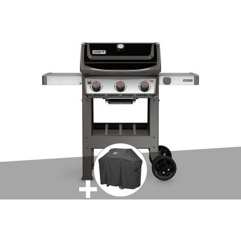 Barbecue gaz Weber Spirit II E-310 + plancha + Housse