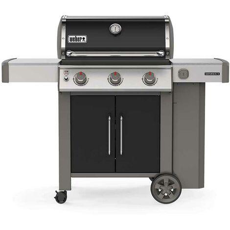 Barbecue à gaz Genesis II E-315 GBS noir