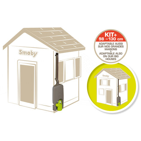 Récupérateur d'eau pour cabane enfant - Smoby
