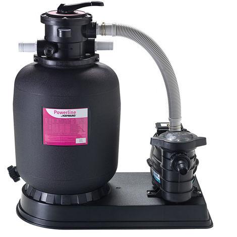 Groupe de filtration à sable 4 m³/h - Powerline by Hayward