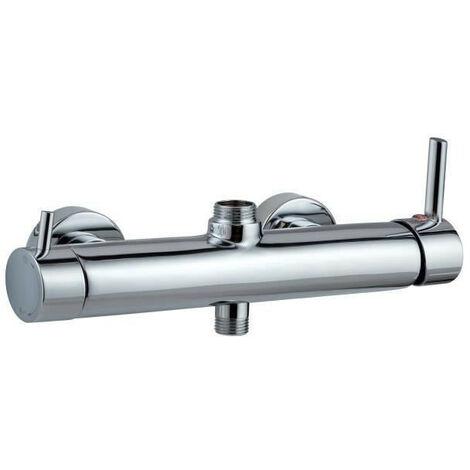 WIRQUIN Robinet mitigeur mécanique douche - Sortie haute 1/2 Touch