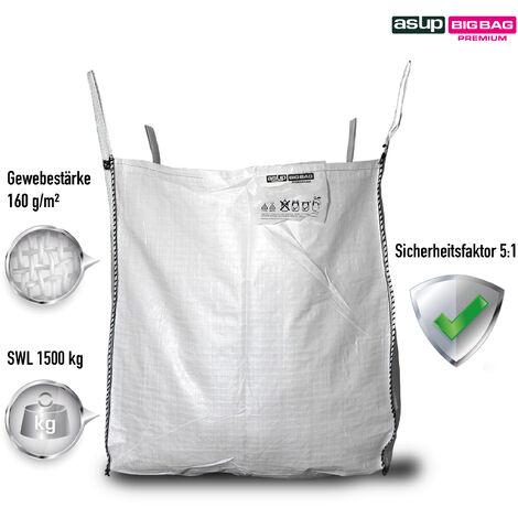 11010 Transportsack Big Bag Länge 900 mm Breite 900 mm Höhe 1100 mm Tragfähigke