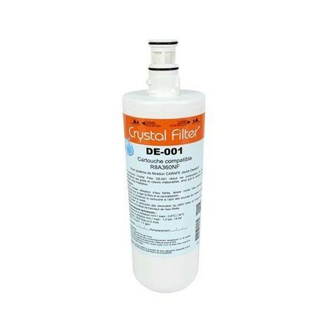 Filtre à eau - Charbon - Compatible Carafe de Jacob Delafon®