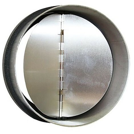 Clapet anti-retour galvanisé CAR 160 - ø160mm